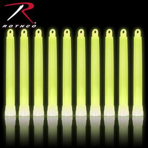 Rothco Chemical Light Sticks - 10 Pack