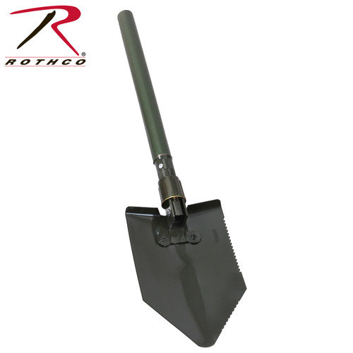 Rothco G.I. Type Folding Shovel and Entrenching Tool