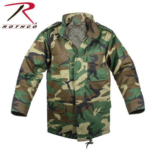 Youth M-65 Field Jacket Collection