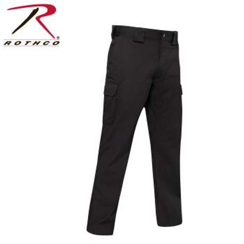 Tactical 10-8 Lightweight Field Pants-Black (3751)