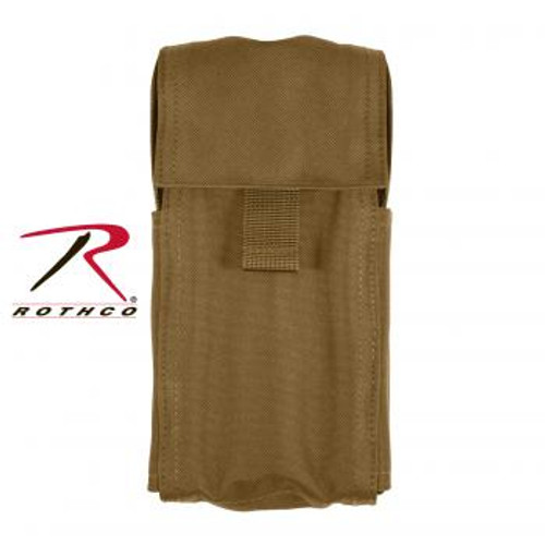 Rothco MOLLE System Airsoft Ammo Pouch-Coyote (40215)