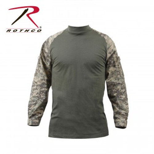 Military NYCO FR Combat Shirt ACU Digital