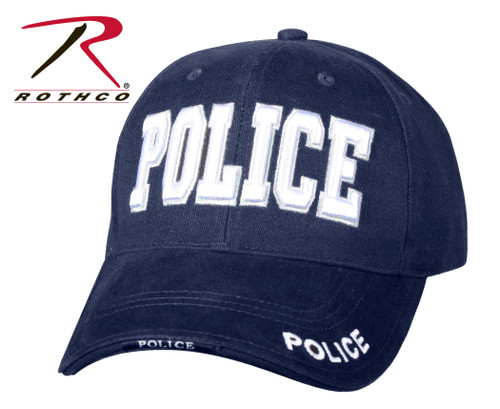 Rothco Deluxe Police Low Profile-Blue