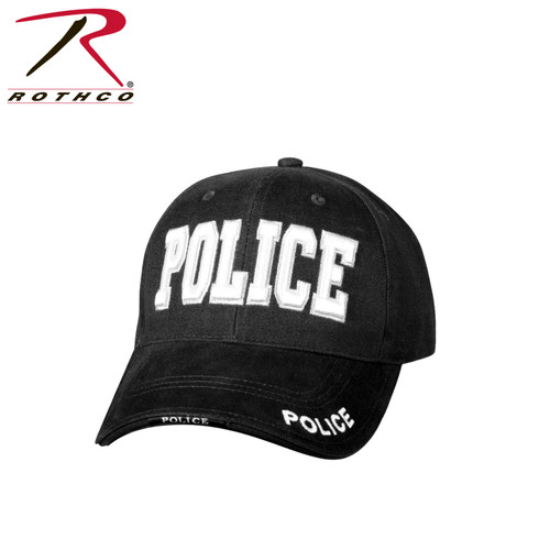 Rothco Deluxe Police Low Profile-Black