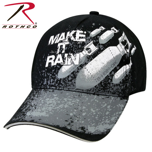Rothco Deluxe Make It Rain Low Profile Cap (9783)