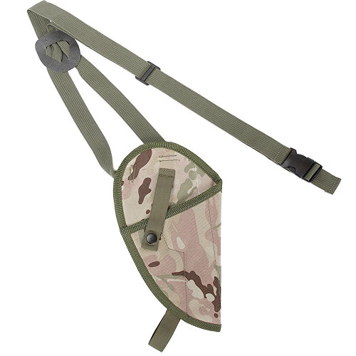 Kid's Army Multi Camo Shoulder Holster