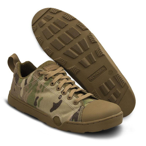 ALTAMA Maritime Assault Boots-Low-MultiCam (335000)