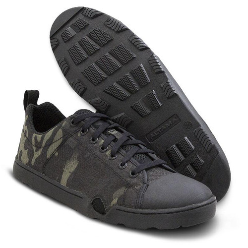 335051 BLACK MULTICAM LOW