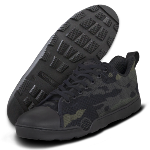 ALTAMA Urban Assault Boots-Low-Multicam Black