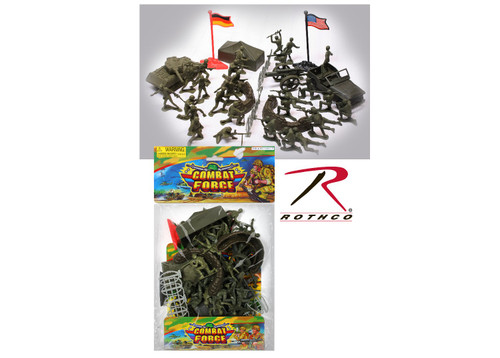 Combat Force Soldier Play Set (592)