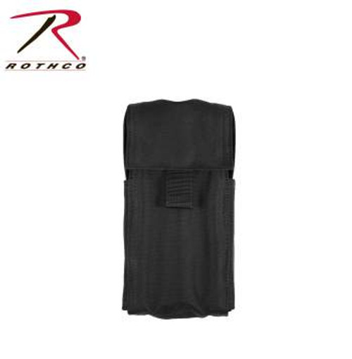 Rothco MOLLE System Airsoft Ammo Pouch-Black (40225)