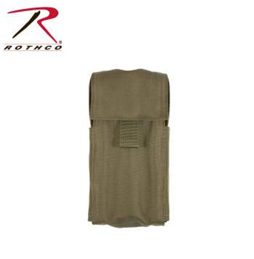 Rothco MOLLE System Airsoft Ammo Pouch-Olive (40226)