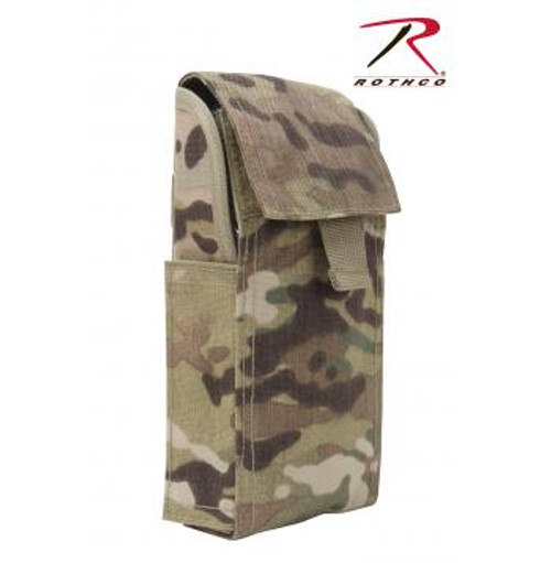 Rothco MOLLE System Airsoft Ammo Pouch-Multicam (40227)