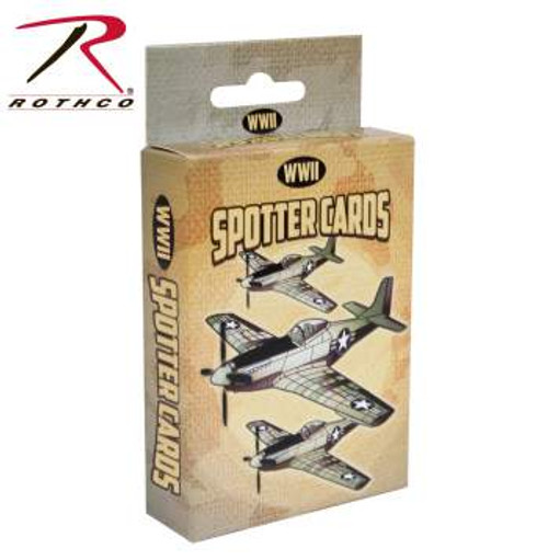 Rothco WWII Spotter Playing Cards ''CE'' (577)