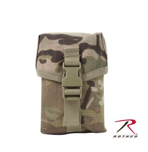 Rothco MOLLE II 100 Round SAW Pouch-Multicam (40126)