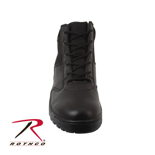 Rothco Forced Entry Security Boot 6 inch Black (5054)