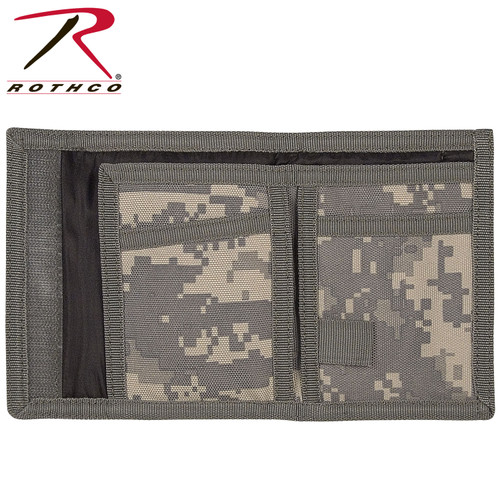 Rothco Commando Wallet-ACU Digital Camo (10640)