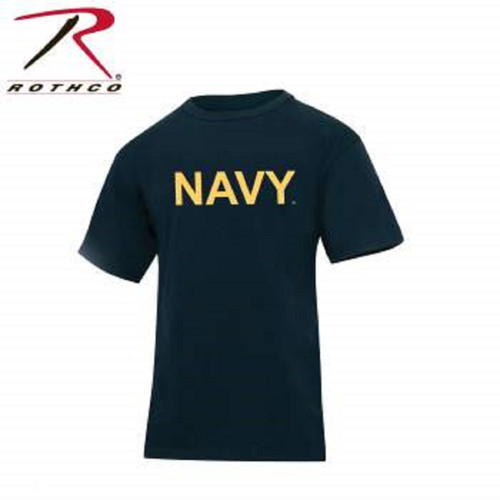 Rothco NAVY T-Shirt - Navy Blue (10866)
