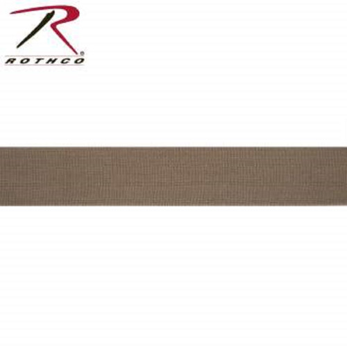 Rothco Blank Branch Tape Roll - AR 670-1 Coyote Brown (1103)