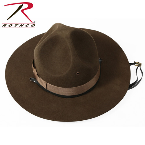 Rothco Military Drill Instructor/Campaign Hat