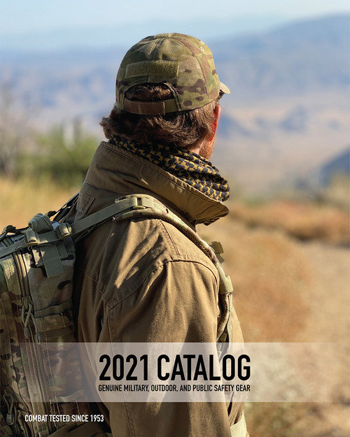 Rothco 2021 Generic Clothing and Gear Catalog (11600)