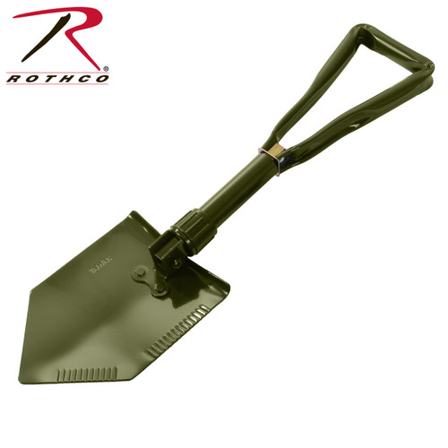 Rothco Deluxe Tri-Fold Shovel and Entrenching Tool (839)