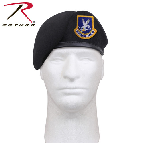 Inspection Ready USAF Security Forces Beret (4898)