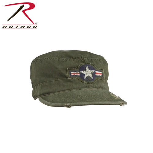 Vintage Air Corps Fatigue Cap