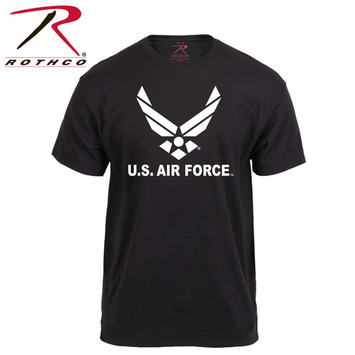 61620 Rothco US Air Force Emblem T-Shirt