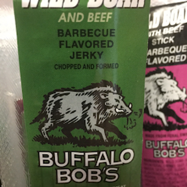 Buffalo Bobs Specialty Gourmet Meat Snacks-Gift Boxed