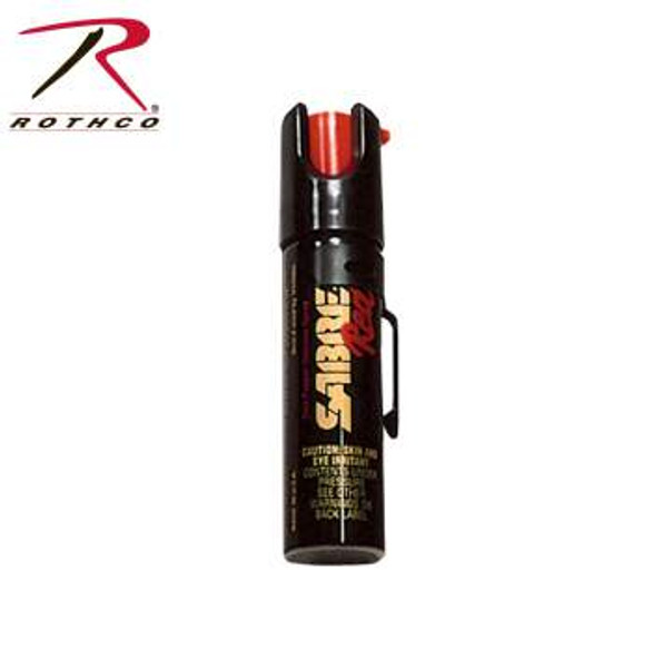 Sabre Super Red Pepper Defense Spray 110 grams Restricted in some states.