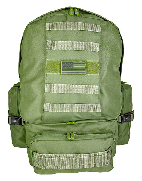 EAST-WEST brand Deployment Bag and Backpack
