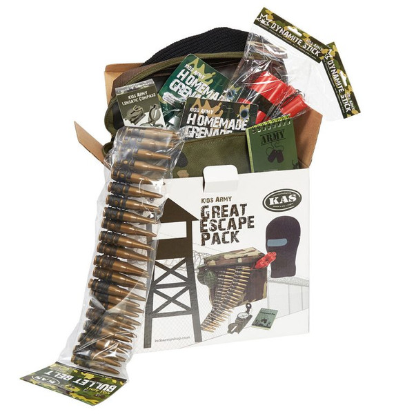 Kid's Army Great Escape Pack