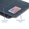 Colt Lightweight Defender Denim Canvas Flag Series Holster