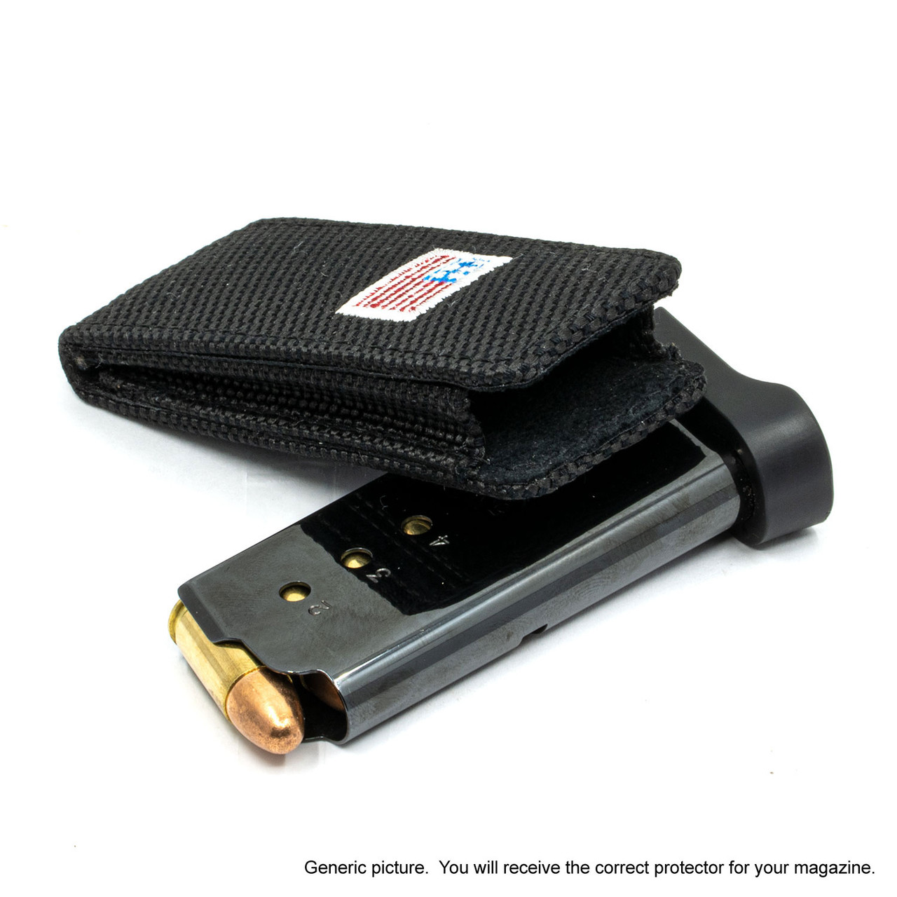 CZ P-10 C Black Flag Magazine Pocket Protector