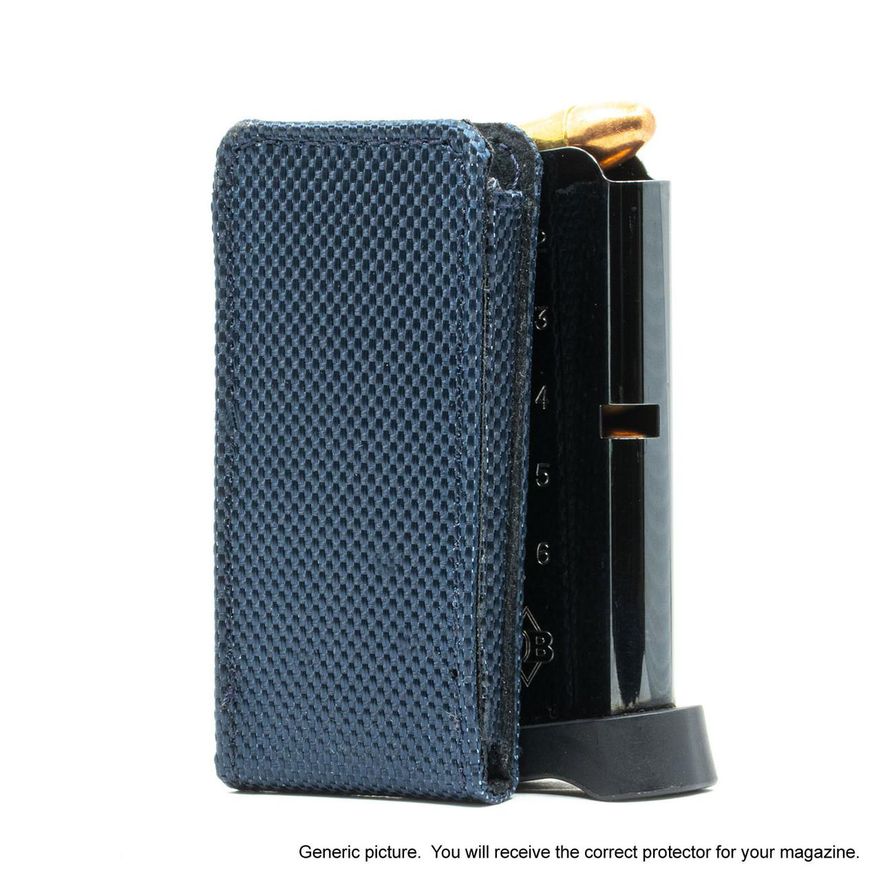 Glock 26 Blue Covert Magazine Pocket Protector