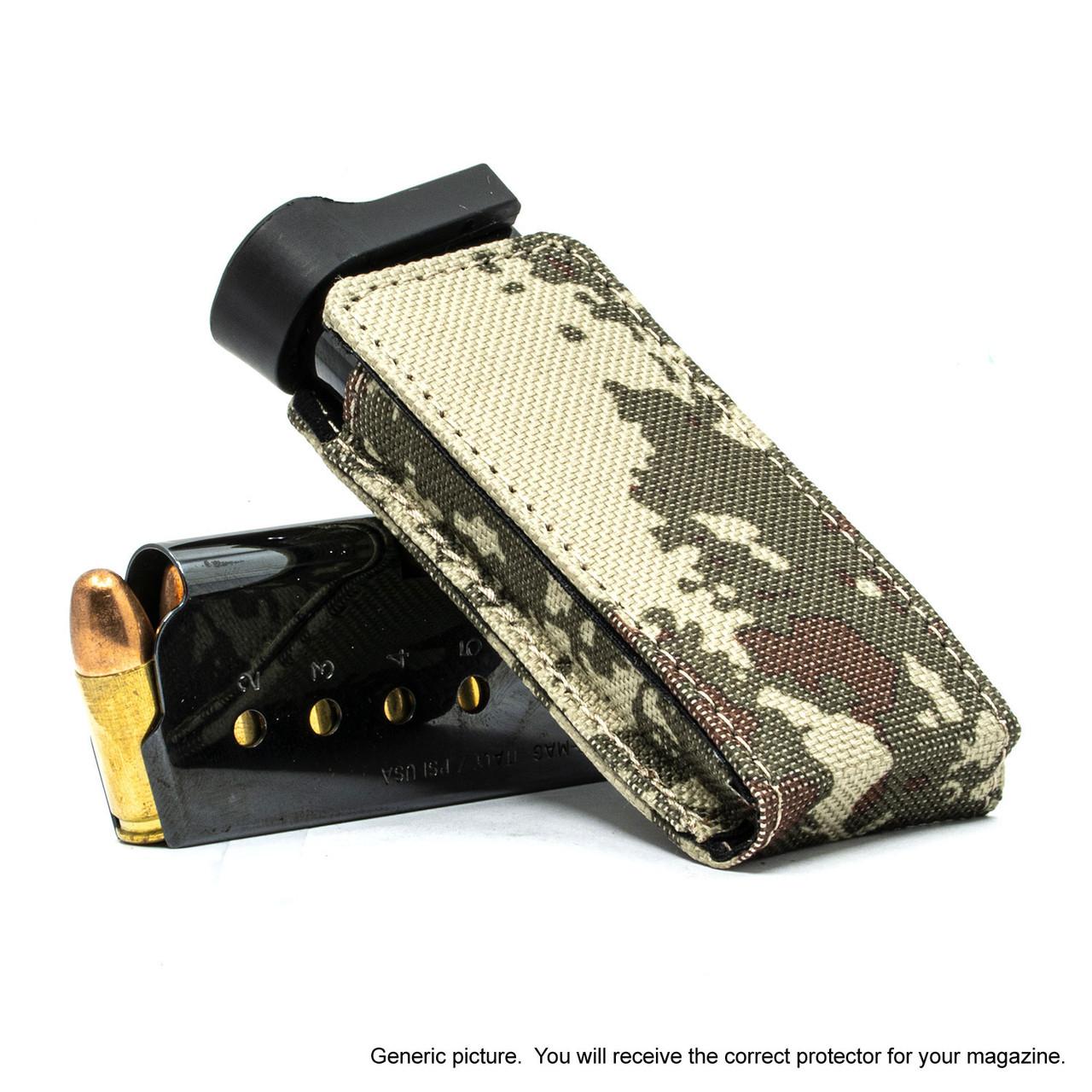 Glock 26 Camouflage Nylon Magazine Pocket Protector