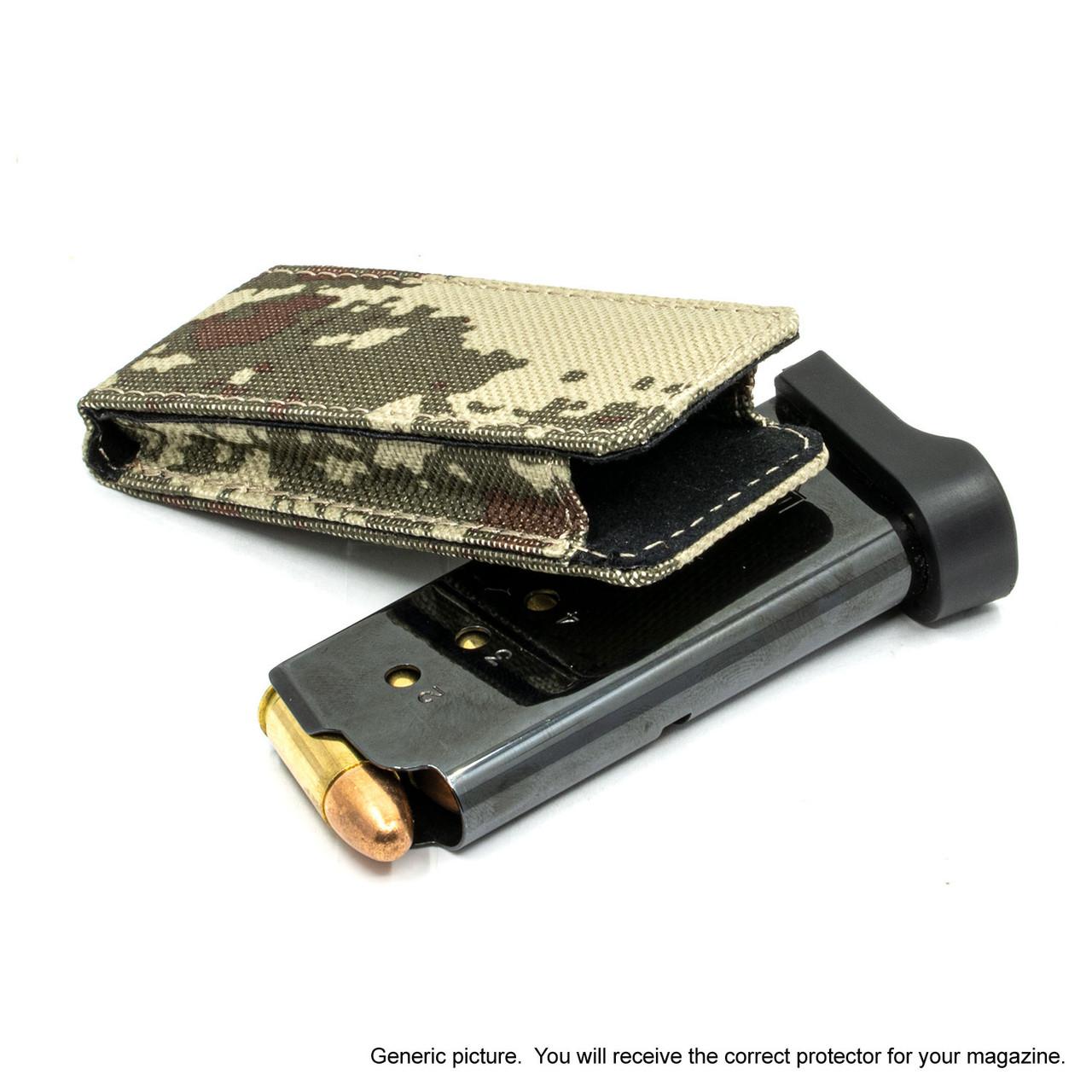 Kahr CM40 Camouflage Nylon Magazine Pocket Protector