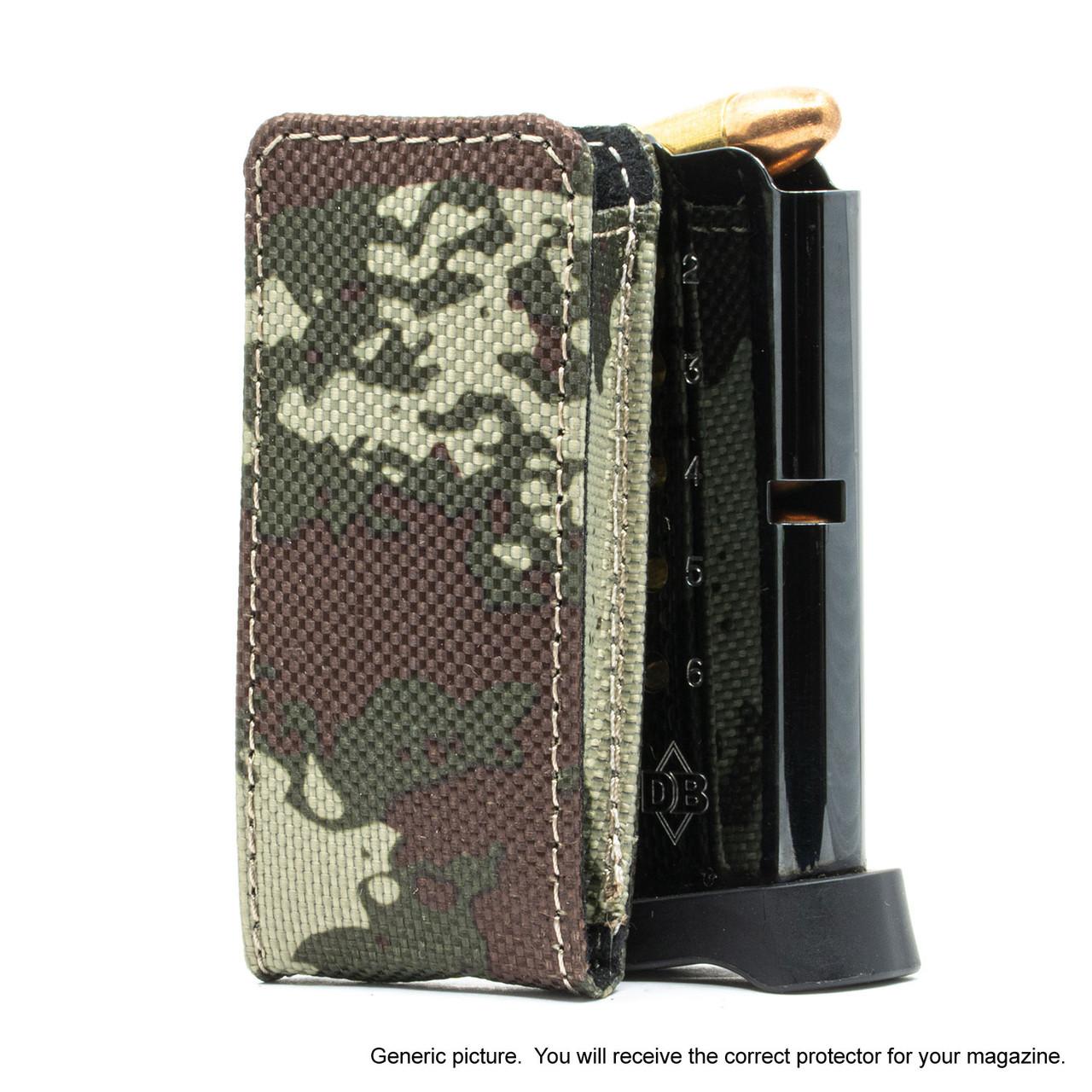 Browning 1911 .380 Camo Nylon Magazine Pocket Protector