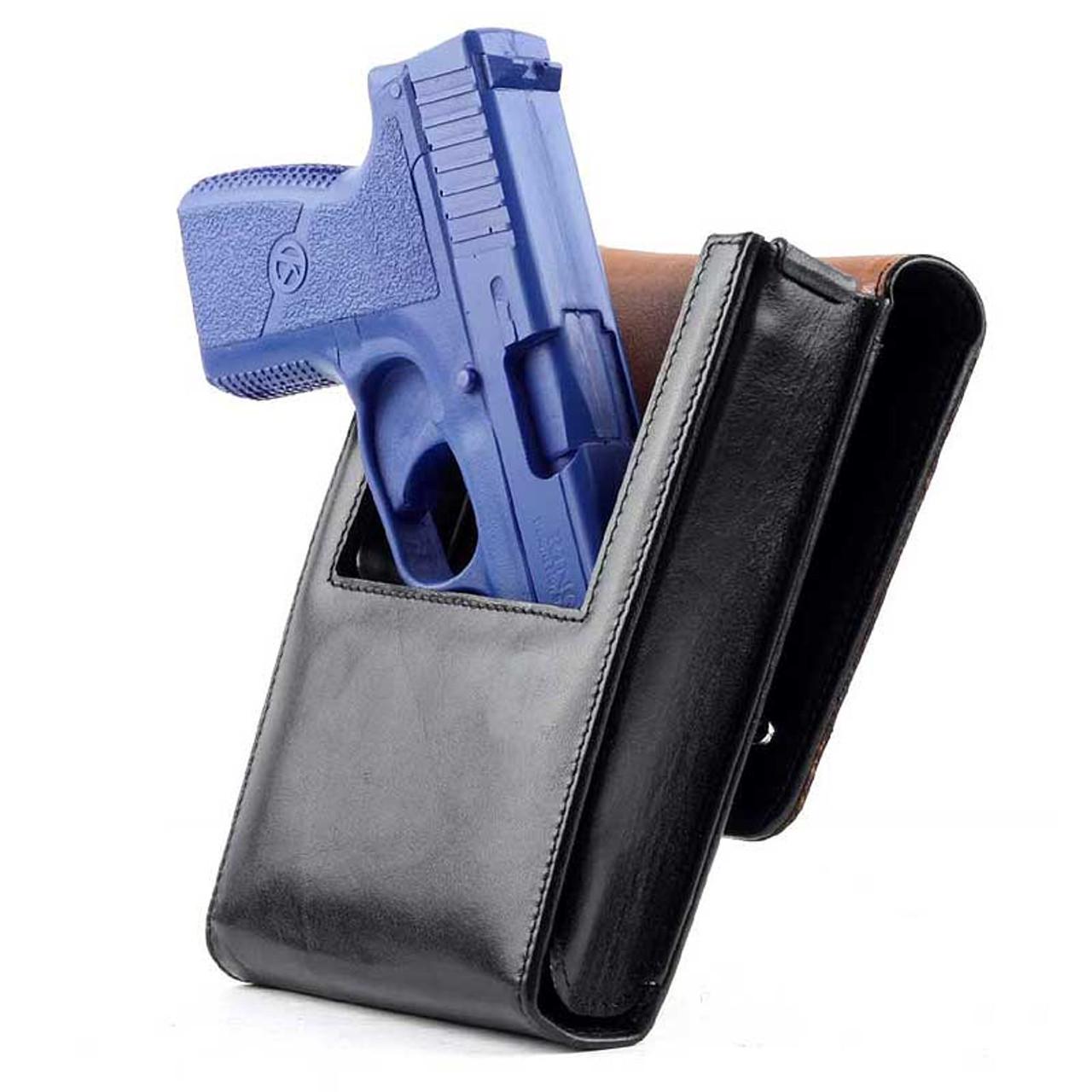 Kahr MK9 Concealed Carry Holster (Belt Loop)