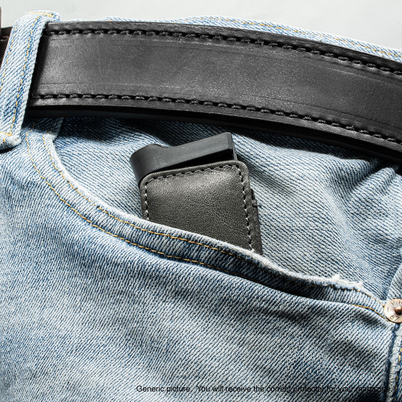 S&W SW9V Black Freedom Magazine Pocket Protector
