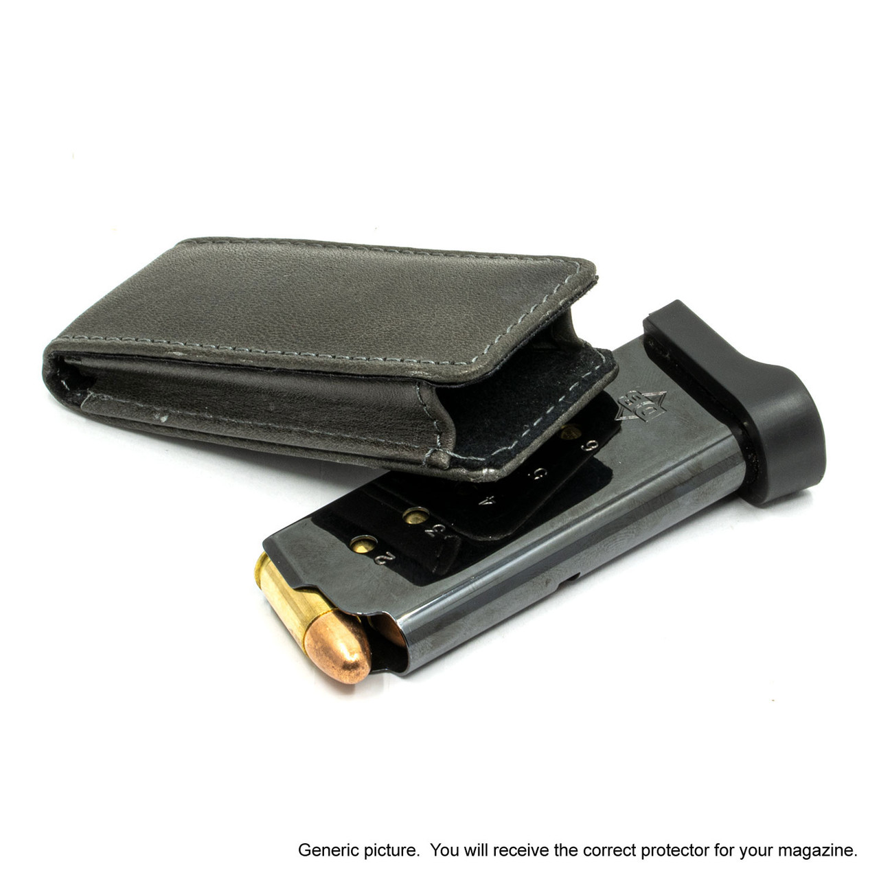 Walther PPK/S Black Freedom Magazine Pocket Protector
