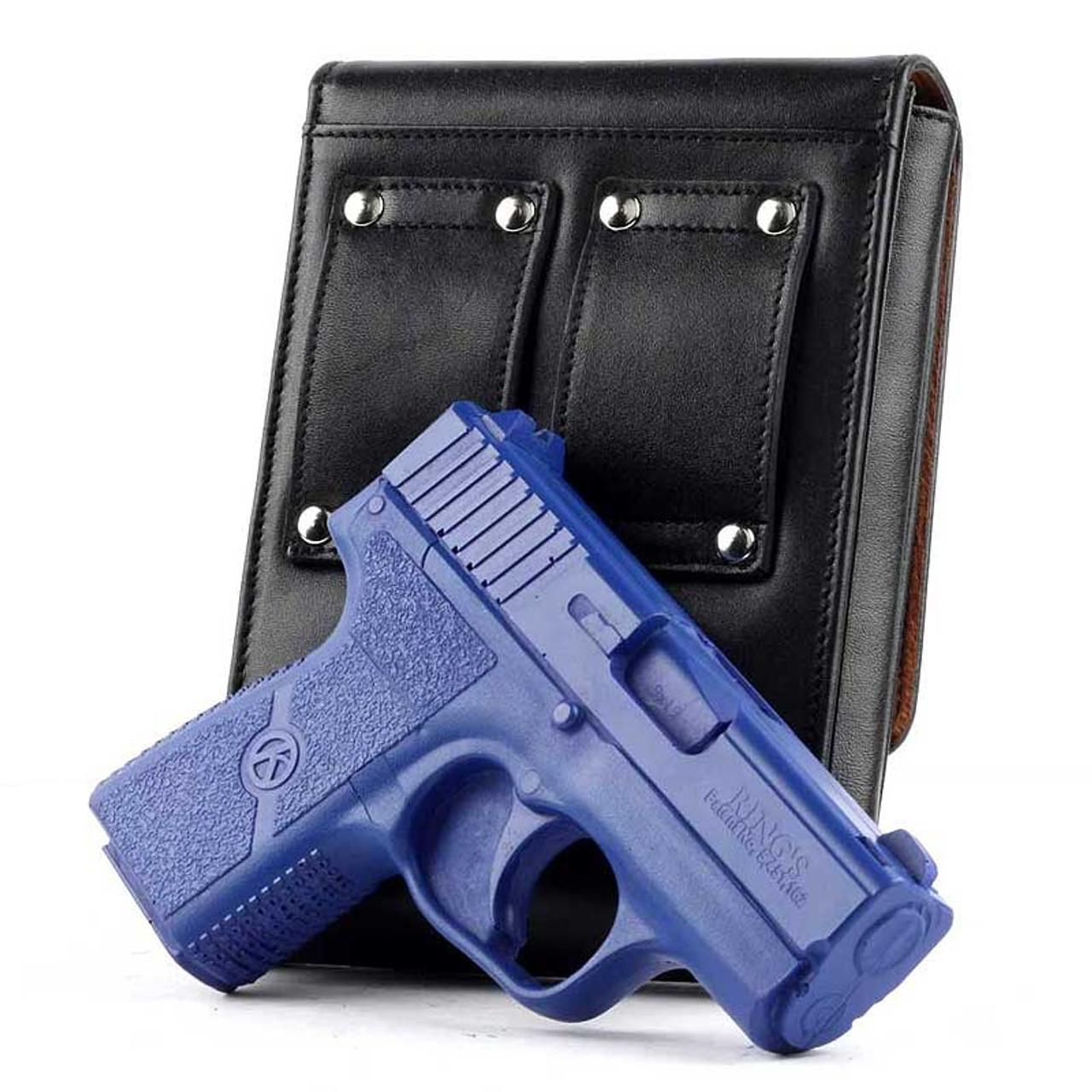Kahr CM40 Concealed Carry Holster (Belt Loop)