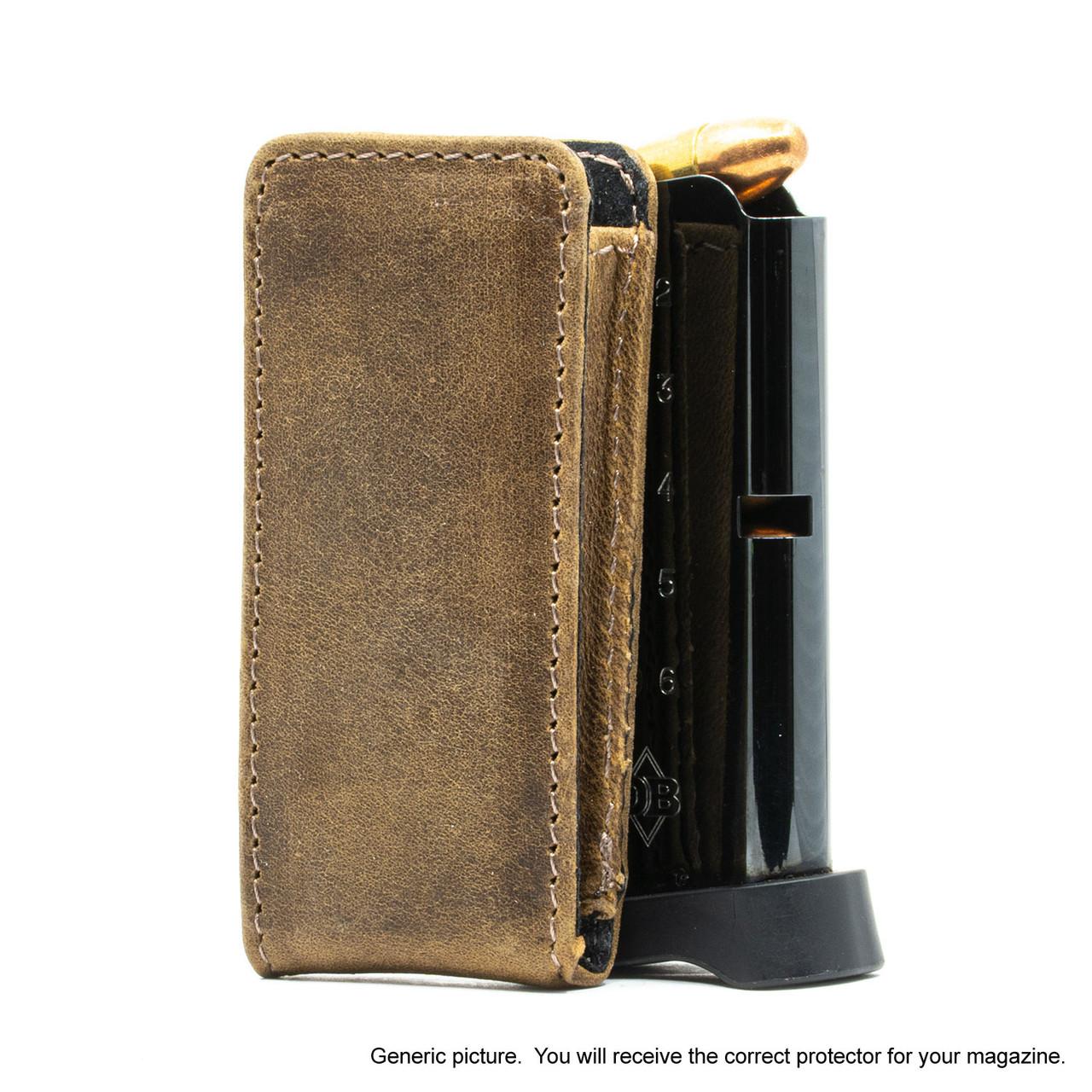 M&P Shield 9mm Brown Freedom Magazine Pocket Protector