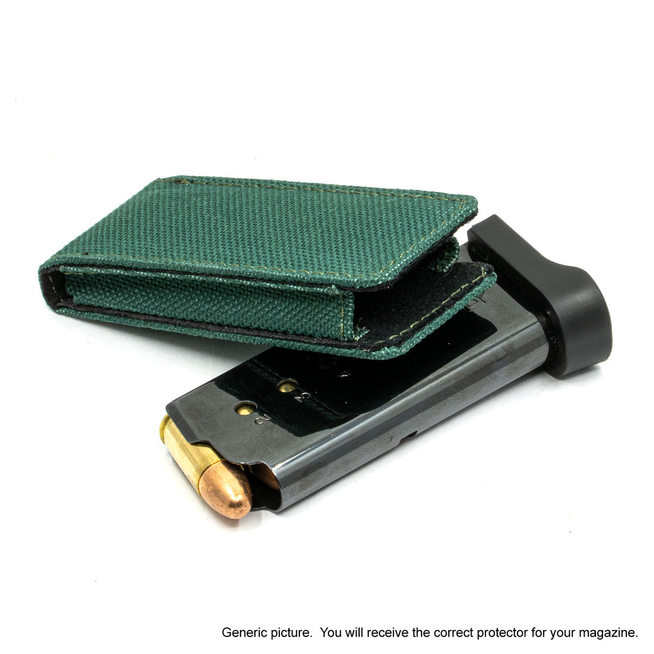 Colt Mark IV Series 80 (.380) Green Covert Magazine Pocket Protector
