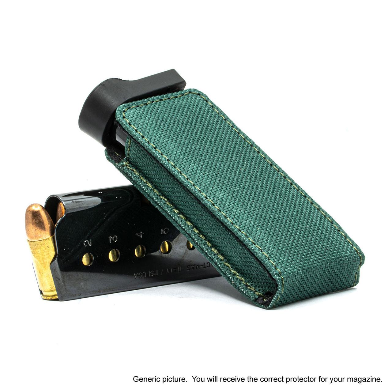 Mossberg MC2c Green Covert Magazine Pocket Protector