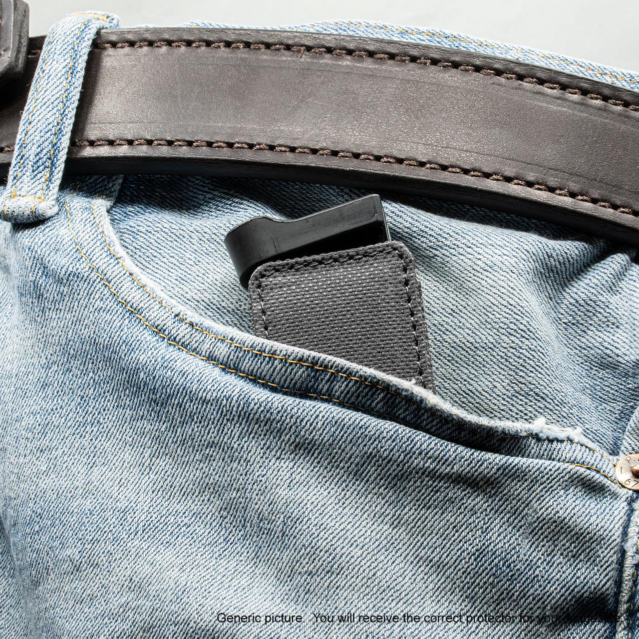 Colt Mark IV Series 80 (.380) Grey Covert Magazine Pocket Protector