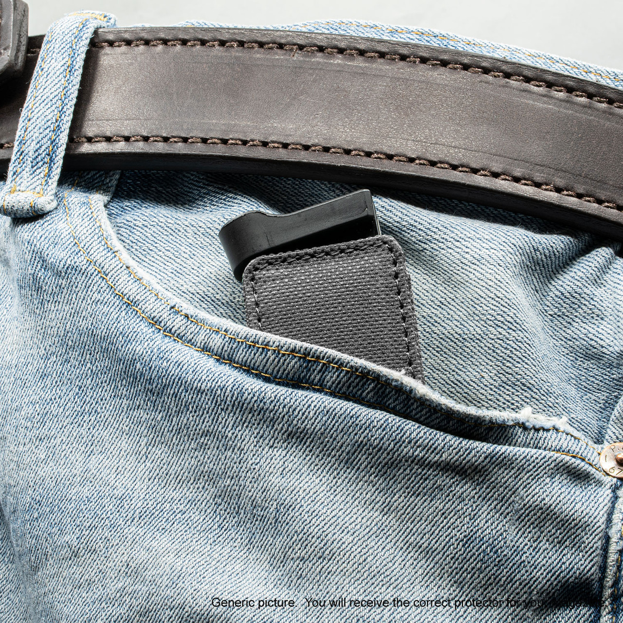 CZ 75D Compact Grey Covert Magazine Pocket Protector