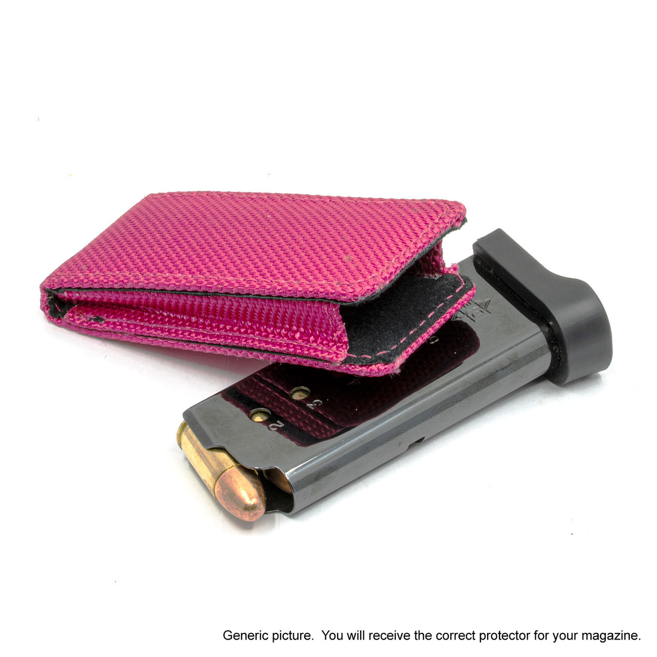 Glock 26 Pink Covert Magazine Pocket Protector