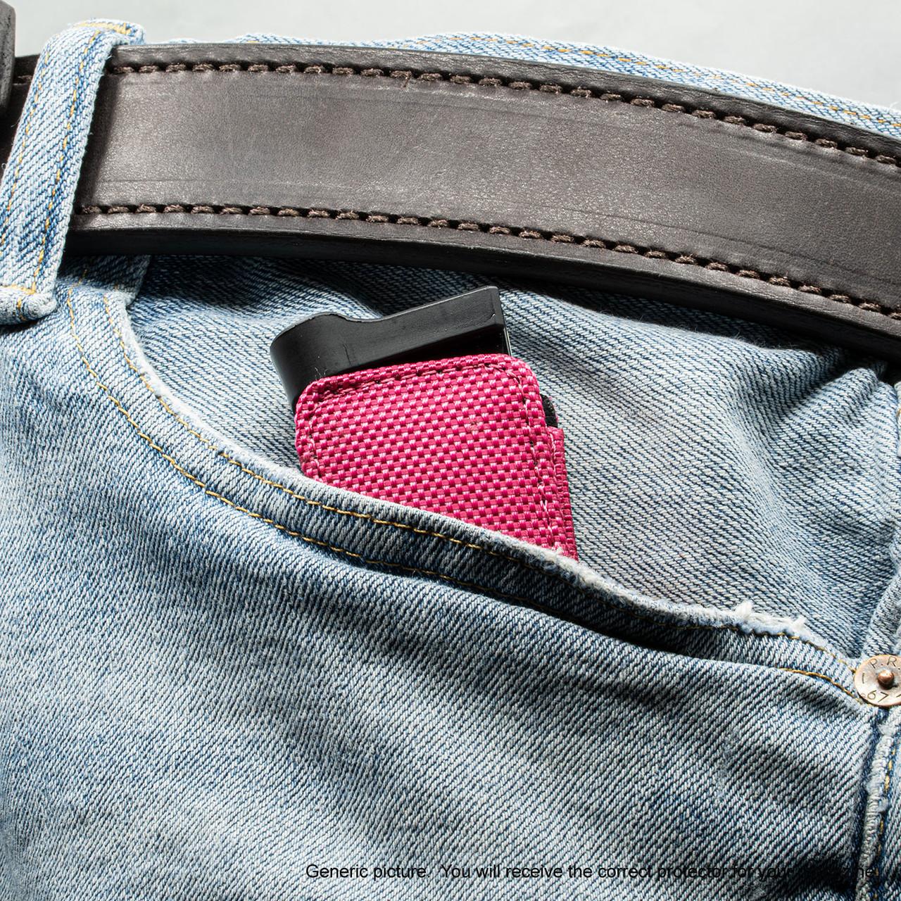 Mossberg MC2c Pink Covert Magazine Pocket Protector